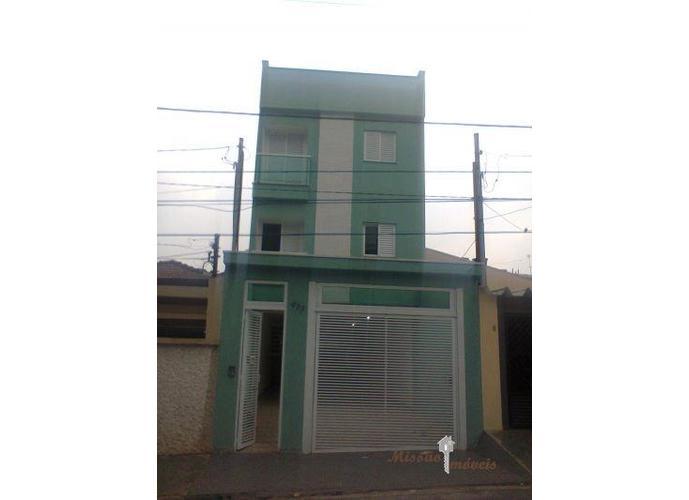 Edificio Paineiras - Apartamento a Venda no bairro Vila Linda - Santo André, SP - Ref: LA53523