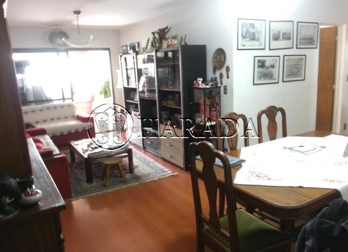 Apto 180 m2 AU, 3 dm a 1 quadra do metrô Vl Mariana - Apartamento a Venda no bairro Vila Mariana - São Paulo, SP - Ref: HA192
