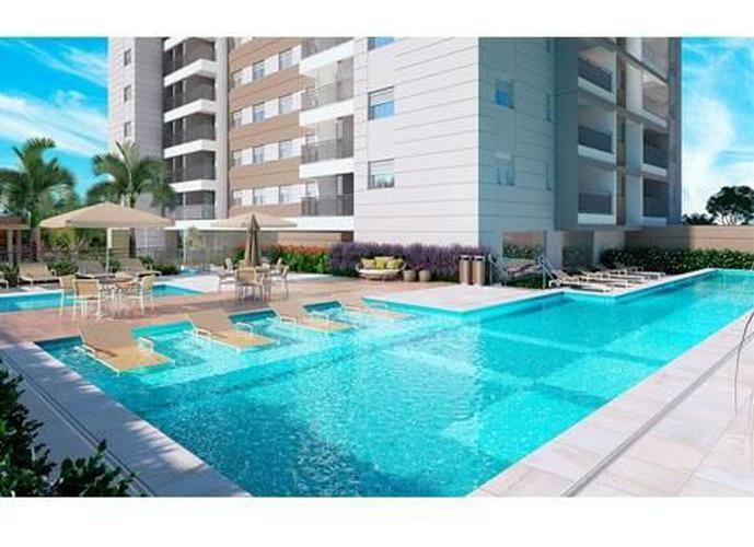 Apartamento 2 e 3 dormitórios com sacada gourmet - Apartamento Alto Padrão em Lançamentos no bairro Jardim Botânico - Ribeirão Preto, SP - Ref: AP1327