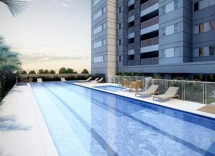 Apartamento 2  e 3 dormitórios - lazer - sacada - zona sul - Apartamento em Lançamentos no bairro Guaporé - Ribeirão Preto, SP - Ref: AP1335
