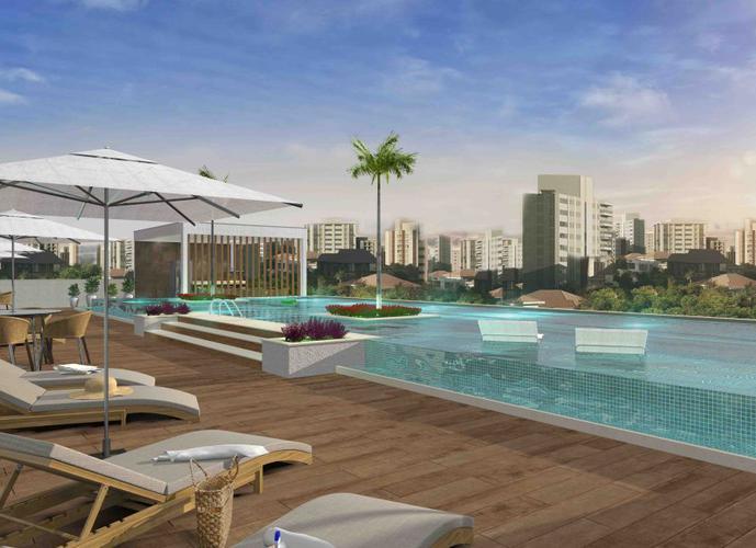 Apartamento 2 dormitórios com opção de suite  lazer completo - Apartamento em Lançamentos no bairro Jardim Botânico - Ribeirão Preto, SP - Ref: AP1346