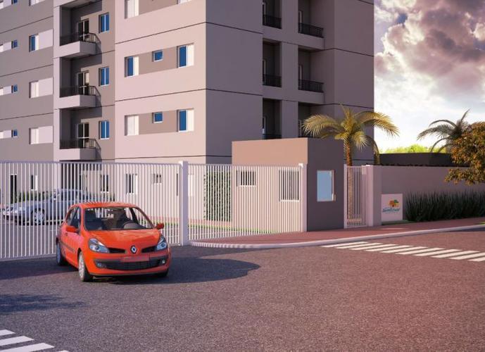Apartamento 2 dormitórios com sacada e lazer completo - Apartamento em Lançamentos no bairro Alto do Ipiranga - Ribeirão Preto, SP - Ref: FA75779