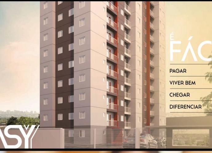 Apartamento 2 dormitórios com sacada e lazer - Apartamento em Lançamentos no bairro Central Park - Ribeirão Preto, SP - Ref: FA71832