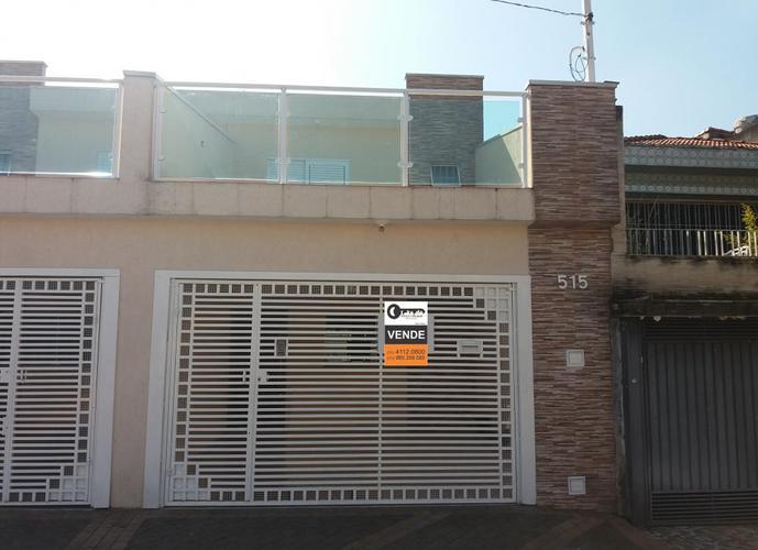 Venda/Sobrado Novo- 160m2 - Mooca - Zona Leste - São Paulo. - Sobrado a Venda no bairro Mooca - São Paulo, SP - Ref: VP27
