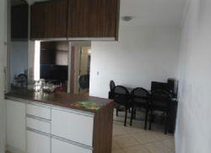 Apartamento para Aluguel no bairro Vila Palmares - Santo André, SP - Ref: LA42892