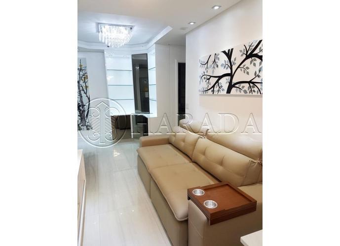Excelente apto novo mobiliado,65 m2,2 dm(1 suíte) no Klabin - Apartamento para Aluguel no bairro Jardim VIla Mariana - São Paulo, SP - Ref: HA290