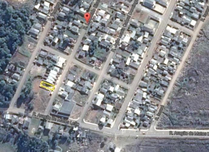 Lote Rua Leopoldo Bischof - Lote a Venda no bairro Jardim das Américas - Guarapuava, PR - Ref: O63835