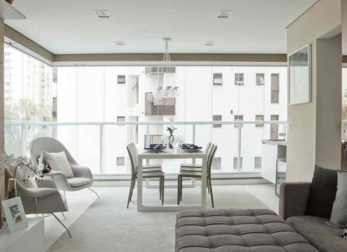 Apartamento Novo Moema - Apartamento a Venda no bairro Moema - São Paulo, SP - Ref: BE1306