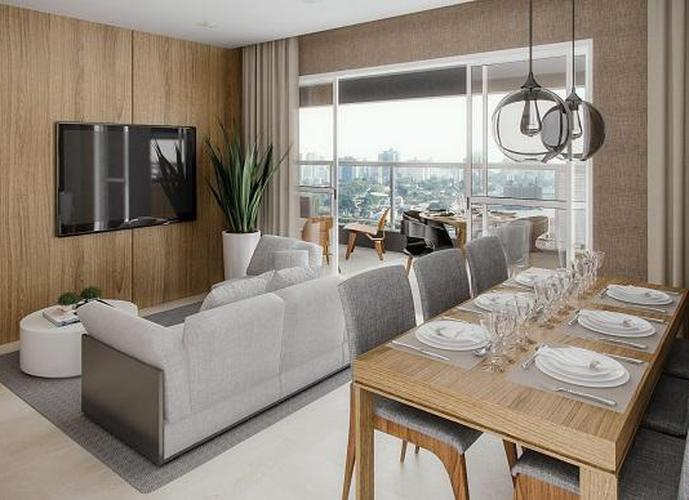 Apartamento em Lançamentos no bairro Tatuapé - São Paulo, SP - Ref: CRISTAIS2
