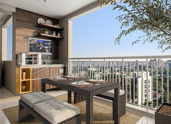 Apartamento em Lançamentos no bairro Mooca - São Paulo, SP - Ref: LINKED