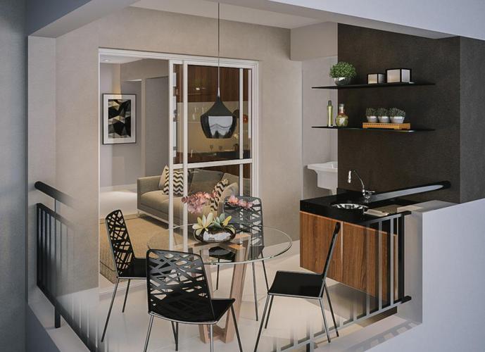 Apartamento em Lançamentos no bairro Vila Formosa - São Paulo, SP - Ref: VISTA-DI-TRENTO