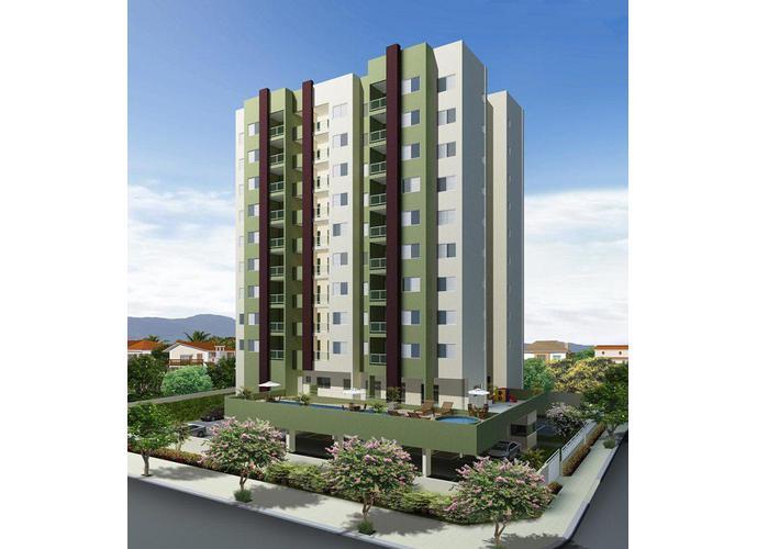 Residencial Aquarius - Apartamento a Venda no bairro Sumaré - Caraguatatuba, SP - Ref: CA30716