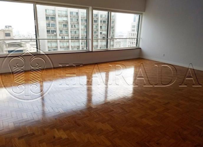 Apto 170 m2,3 dormitórios(2 suítes) na Av. Paulista - Apartamento a Venda no bairro Bela Vista - São Paulo, SP - Ref: HA277