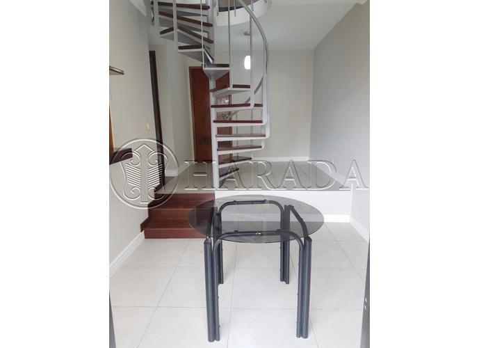 Excelente duplex 60 m2 mobiliado ao lado do metrô Trianon - Apartamento Duplex a Venda no bairro Cerqueira Cesar - São Paulo, SP - Ref: HA96