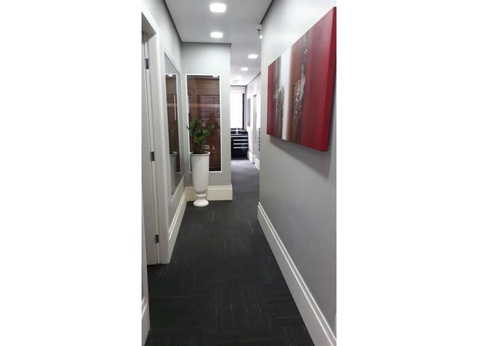 Escritório/Consultório - Edifício Comercial para Aluguel no bairro Cerqueira Cesar - São Paulo, SP - Ref: BE1403