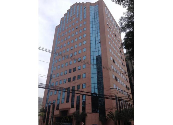 Brooklin Novo - Edifício Comercial para Aluguel no bairro Brooklin Novo - São Paulo, SP - Ref: BE1268