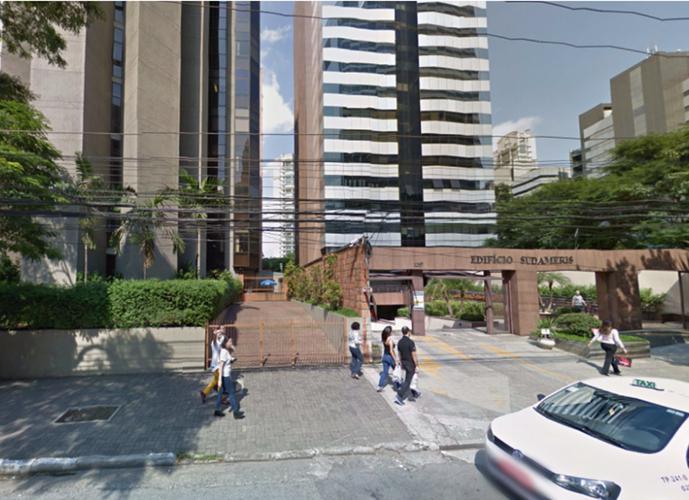 Brooklin Novo - Edifício Comercial para Aluguel no bairro Brooklin Novo - São Paulo, SP - Ref: BE1267