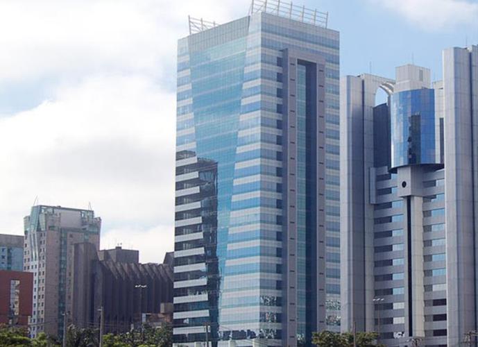 Brooklin Novo - Edifício Comercial para Aluguel no bairro Brooklin Novo - São Paulo, SP - Ref: BE1266