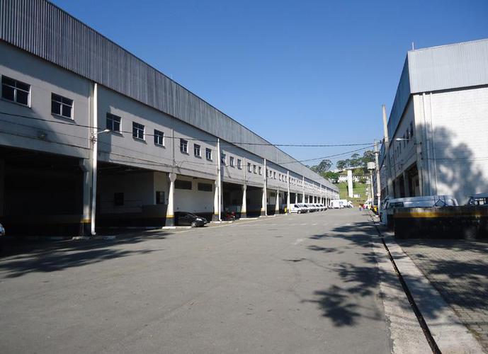 Burueri - Galpão - Galpão para Aluguel no bairro Jd. Berval - Barueri, SP - Ref: BE1078