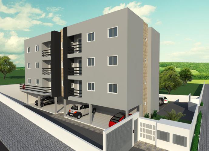Residencial Teixeira VI - Apartamento a Venda no bairro Itaum - Joinville, SC - Ref: GA97585