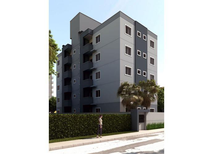 Residencial São Carlos - Apartamento a Venda no bairro Iririu - Joinville, SC - Ref: GA69642