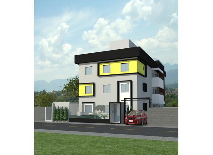 Apartamento a Venda no bairro Vila Nova - Joinville, SC - Ref: GA55468