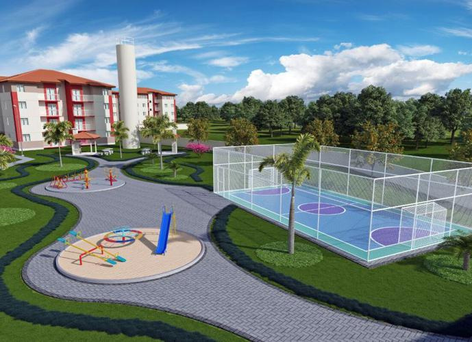 Residencial Verona - Apartamento a Venda no bairro Vila Nova - Joinville, SC - Ref: GA01106