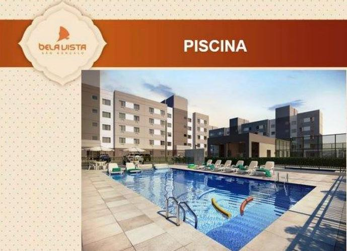 Bela Vista - Apartamento a Venda no bairro Neves - São Gonçalo, RJ - Ref: 01