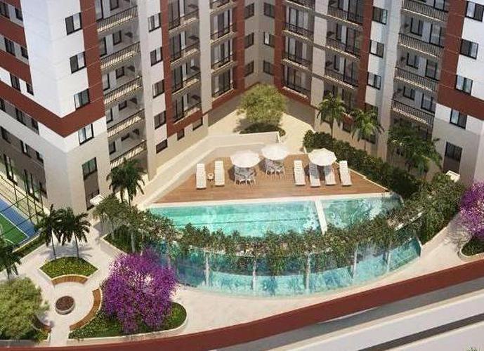 Repletto Condomínio Clube - Apartamento a Venda no bairro Vila Yolanda - Osasco, SP - Ref: DE62093