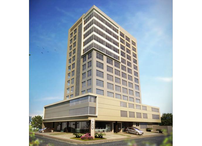 City Office Square - Sala Comercial a Venda no bairro Pagani - Palhoça, SC - Ref: PI59017