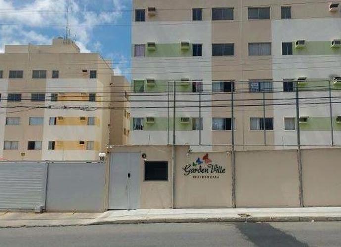 Residencial Garden Ville - Apartamento a Venda no bairro Serraria - Maceio, AL - Ref: RI01308