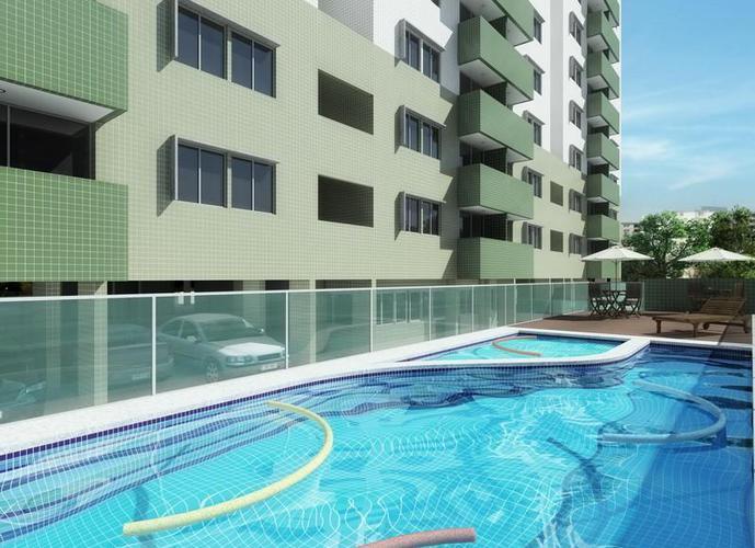 Edificio Petra - Apartamento Alto Padrão a Venda no bairro Mangabeiras - Maceio, AL - Ref: RI07504