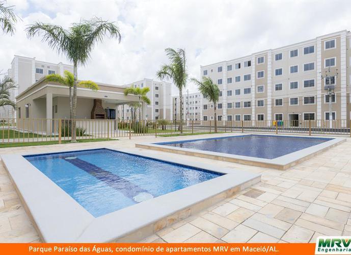 Parque Paraiso das Aguas - Apartamento a Venda no bairro Antares - Maceio, AL - Ref: RI92311