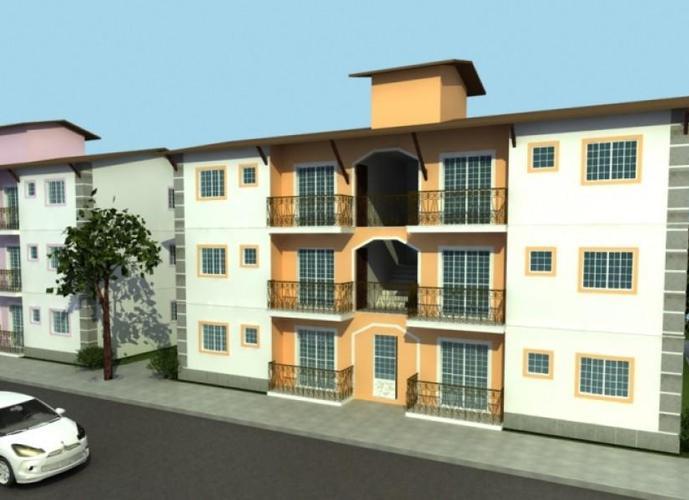 Cond. Residencial Mediterrâneo Oeste - Apartamento a Venda no bairro Santa Amelia - Maceio, AL - Ref: RI56964