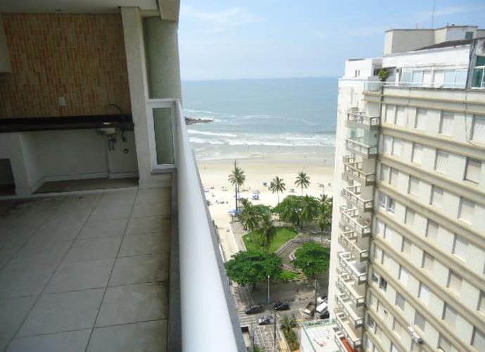 Apartamento Alto Padrão a Venda no bairro Centro - Guaruja, SP - Ref: DA26757