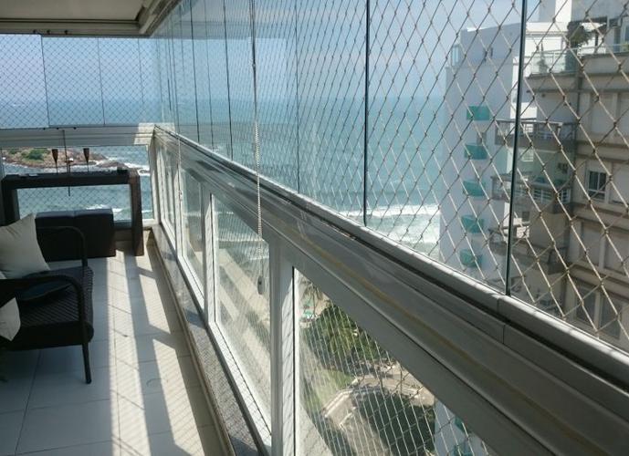 Apartamento Alto Padrão a Venda no bairro Pitangueiras - Guaruja, SP - Ref: DA28097