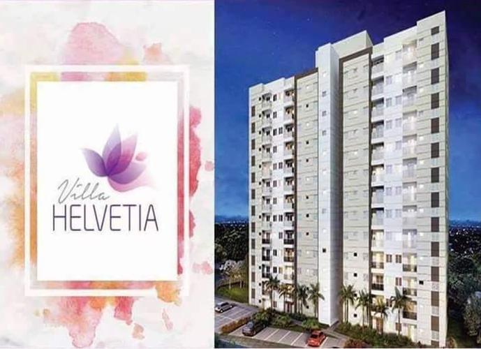 Residencial Villa Helvétia - Apartamento em Lançamentos no bairro Chácaras Alvorada - Indaiatuba, SP - Ref: LA0002
