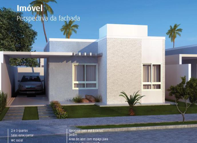 Lagos do Francês - Casa em Condomínio a Venda no bairro Cabreiras - Marechal Deodoro, AL - Ref: RI37857