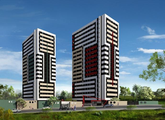 Delavia Park Club - Empreendimento - Apartamentos a Venda no bairro Barro Duro - Maceio, AL - Ref: DPC03302