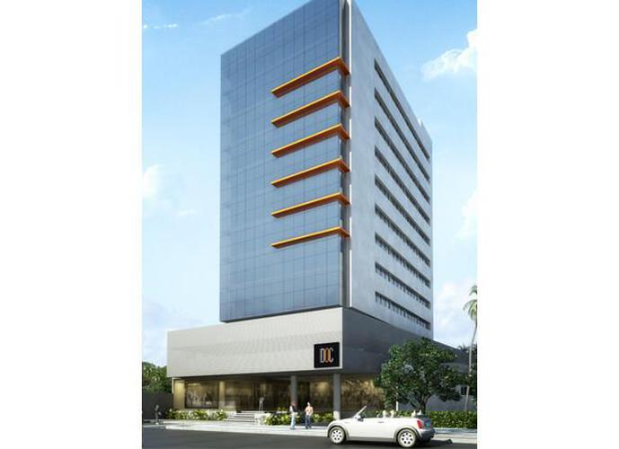 DOC – Desing Office Center - Sala Comercial a Venda no bairro Farol - Maceio, AL - Ref: DDO30
