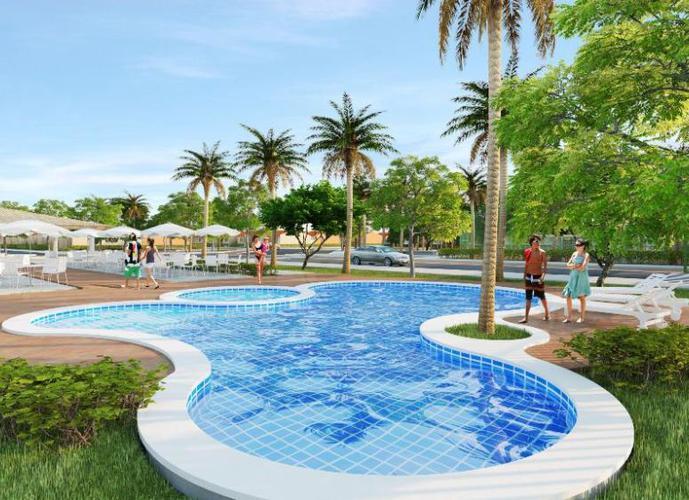 Lançamento Gran Jardim III - Casa em Condomínio a Venda no bairro Cidade Universitaria - Maceio, AL - Ref: GRAN-JARDIM-III