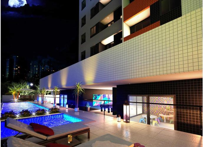 Novitá - Apartamento em Lançamentos no bairro Gruta - Maceio, AL - Ref: RI05843
