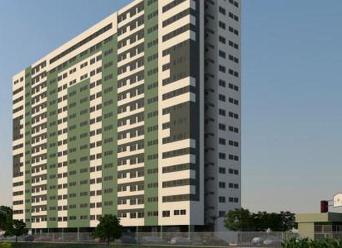Residenciak Park Boa Vista - Apartamento em Lançamentos no bairro Sao Jorge - Maceio, AL - Ref: RPBV777