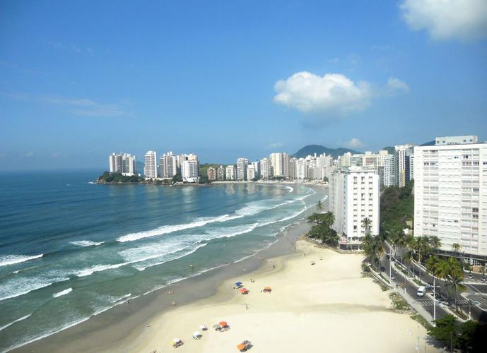 Apartamento a Venda no bairro Centro - Guaruja, SP - Ref: DA16721
