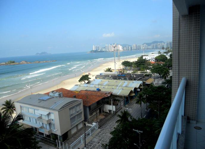 Apartamento a Venda no bairro Pitangueiras - Guaruja, SP - Ref: DA24193