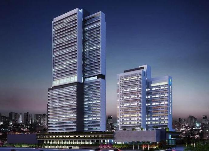The Cittyplex Osasco - Flat em Lançamentos no bairro Centro - Osasco, SP - Ref: AP24788