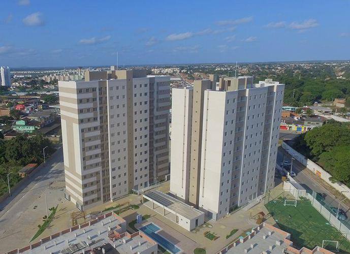 Jardins Residencial - Lançamento Torre III - Apartamento em Lançamentos no bairro Antares - Maceio, AL - Ref: JR3QT3005