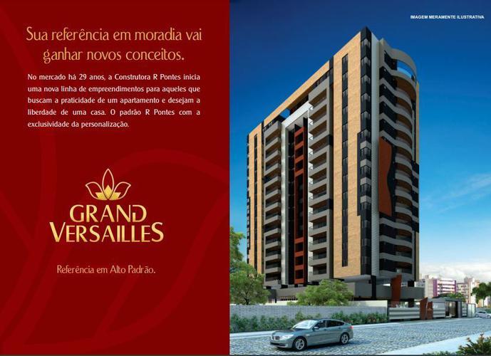 Grand Versailles - Edifício Residencial em Lançamentos no bairro Gruta - Maceio, AL - Ref: JGV0204