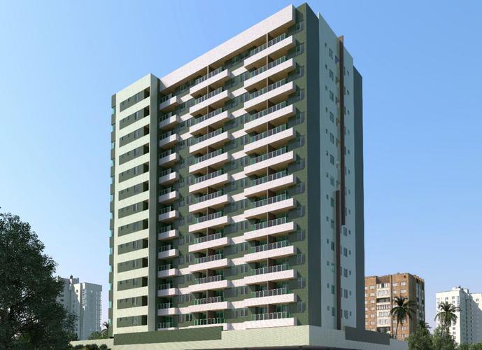STRAUS - Empreendimento - Apartamentos em Lançamentos no bairro Jatiuca - Maceio, AL - Ref: STRAUS0102
