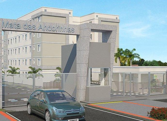 Parque Mata das Andorinhas - Apartamento em Lançamentos no bairro Tabuleiro do Martins - Maceio, AL - Ref: PMA-0201-PARQUE